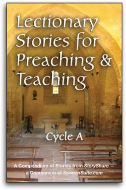 lectionary stories cycle a